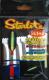 Starlite Knicklicht, gelb, 4,5 x 42 mm, Packungsinhalt: 10 Stück plus Tubes + Tape