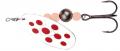 SAVAGE GEAR Caviar Spinner, Silver/Copper, #3, 9,5 g